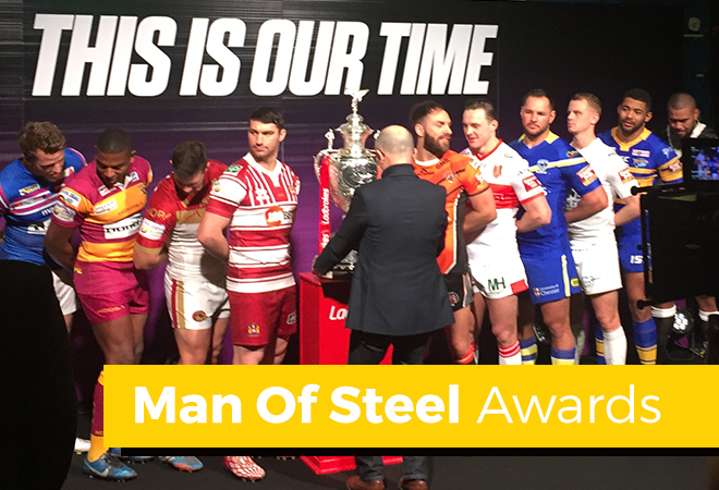 Rugby Football League : Man of Steel Awards
