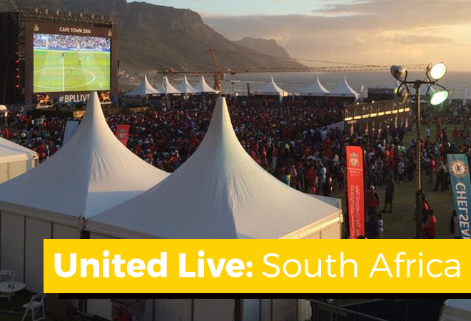 Barclays Premier League Event: South Africa