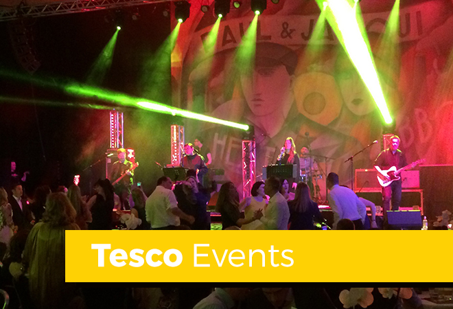 Tesco Events
