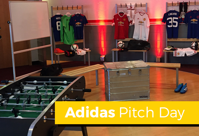 Adidas Pitch Day